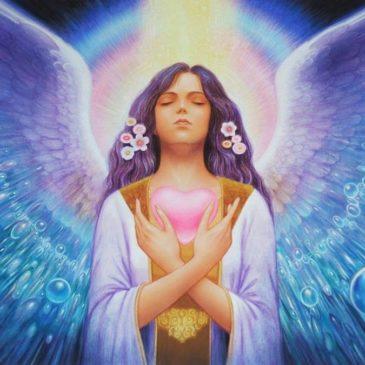 Твоё сердце со всеми, кого ты любишь, так что нет разделения…