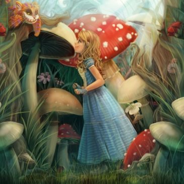 Волшебные 25 цитат из книги «Алиса в стране чудес»