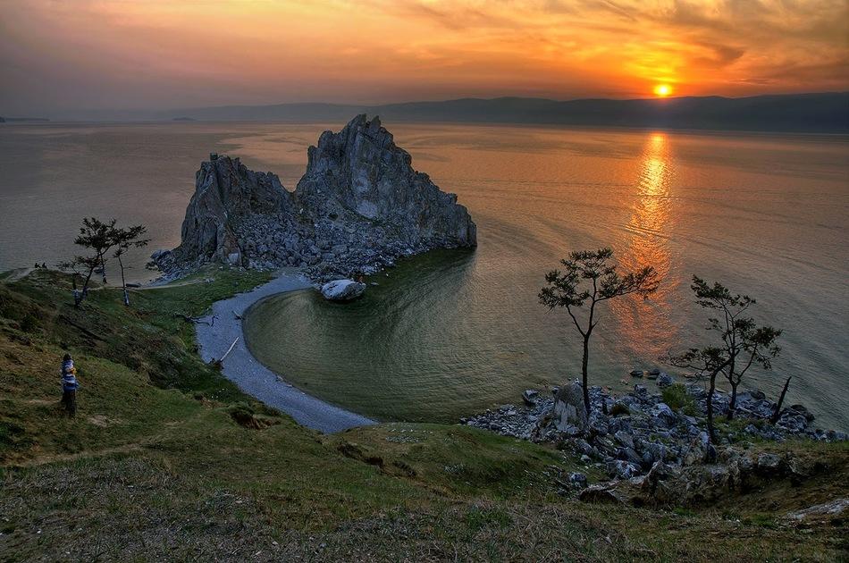 """Байкал. Ритрит """"Путь Сердца - путь к Целостности"""""""