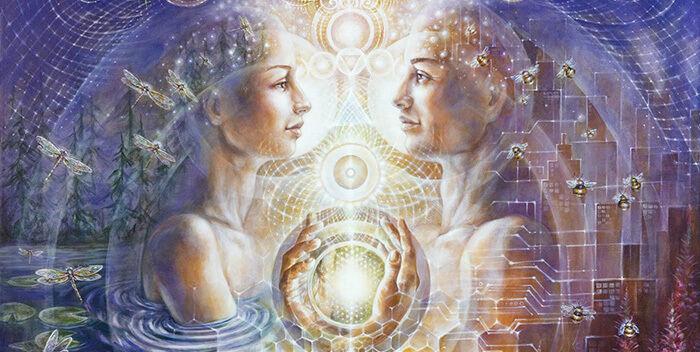 Истинный партнер живет прежде всего внутри нас