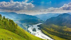 Сакральное путешествие в сердце Алтая